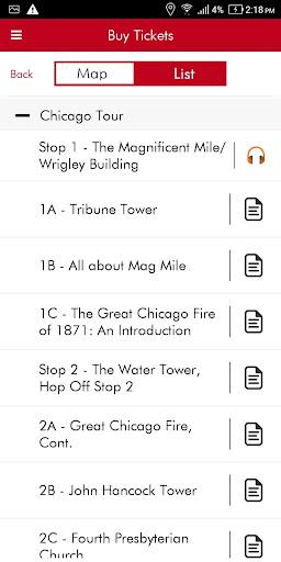 Chicago Trolley Tours screenshot 5