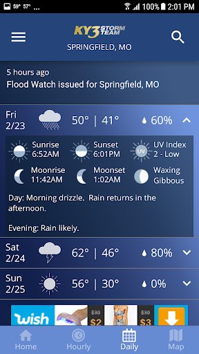 KY3 Weather 5.0.800 Screenshots 5