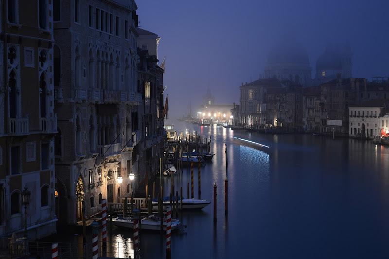 Alba a Venezia di samsara