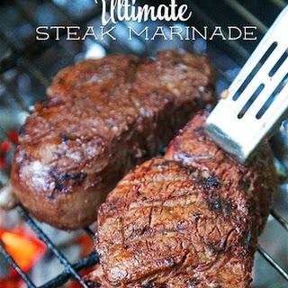Jack's Ultimate Steak Marinade.