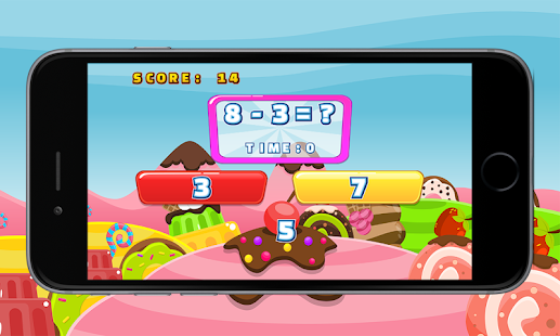 Math Game 3 Seconds- screenshot thumbnail