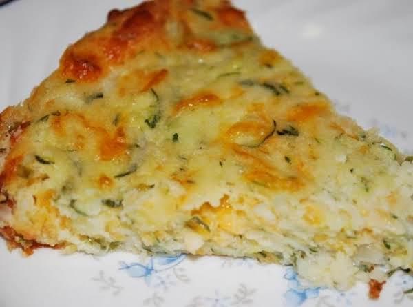 Zucchini Pie