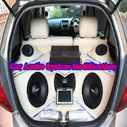 Car Audio System Modification