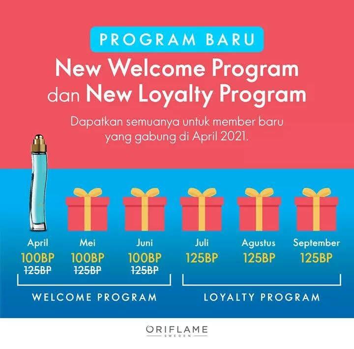 program baru Oriflame