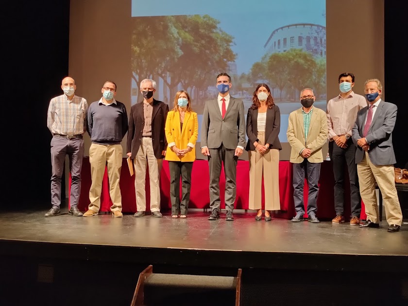 Concurso de ideas para la reordenación urbana del Paseo