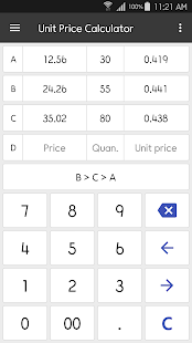 ClevCalc – Calculator 7