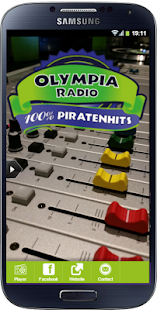 Olympia Radio- screenshot thumbnail