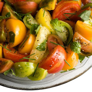 Herbed Heirloom Tomato Salad