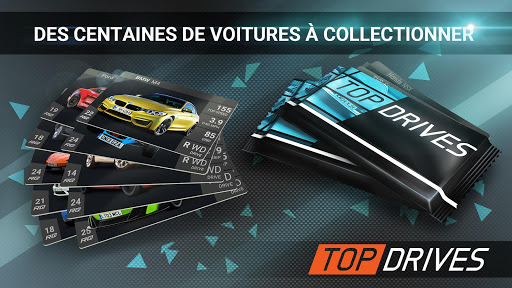 Top Drives – Cartes de voitures du course APK MOD screenshots 2