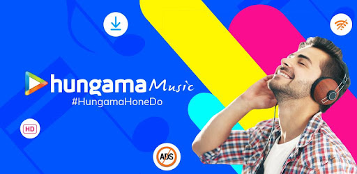 Image result for Hungama Music:""