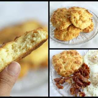 Low Carb Coconut Flour Biscuits Recipe