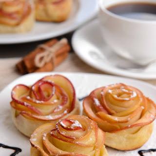 Apple Roses.