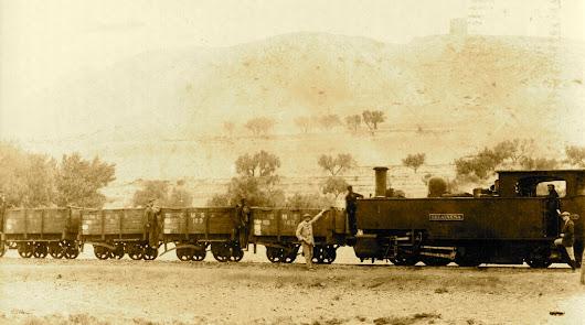 'Trenes y minas': la historia de la minería y el ferrocarril