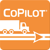 CoPilot Truck UK + IRE Sat Nav