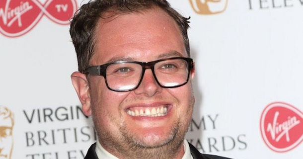 Alan Carr set for Christmas special