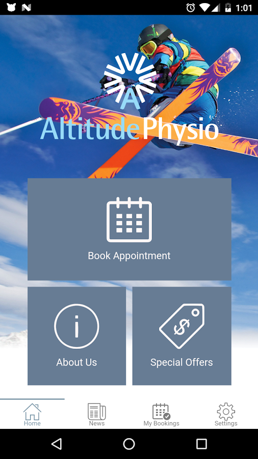 Altitude Physio- screenshot