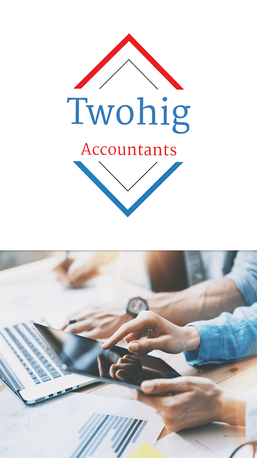 Twohig Accountants- screenshot