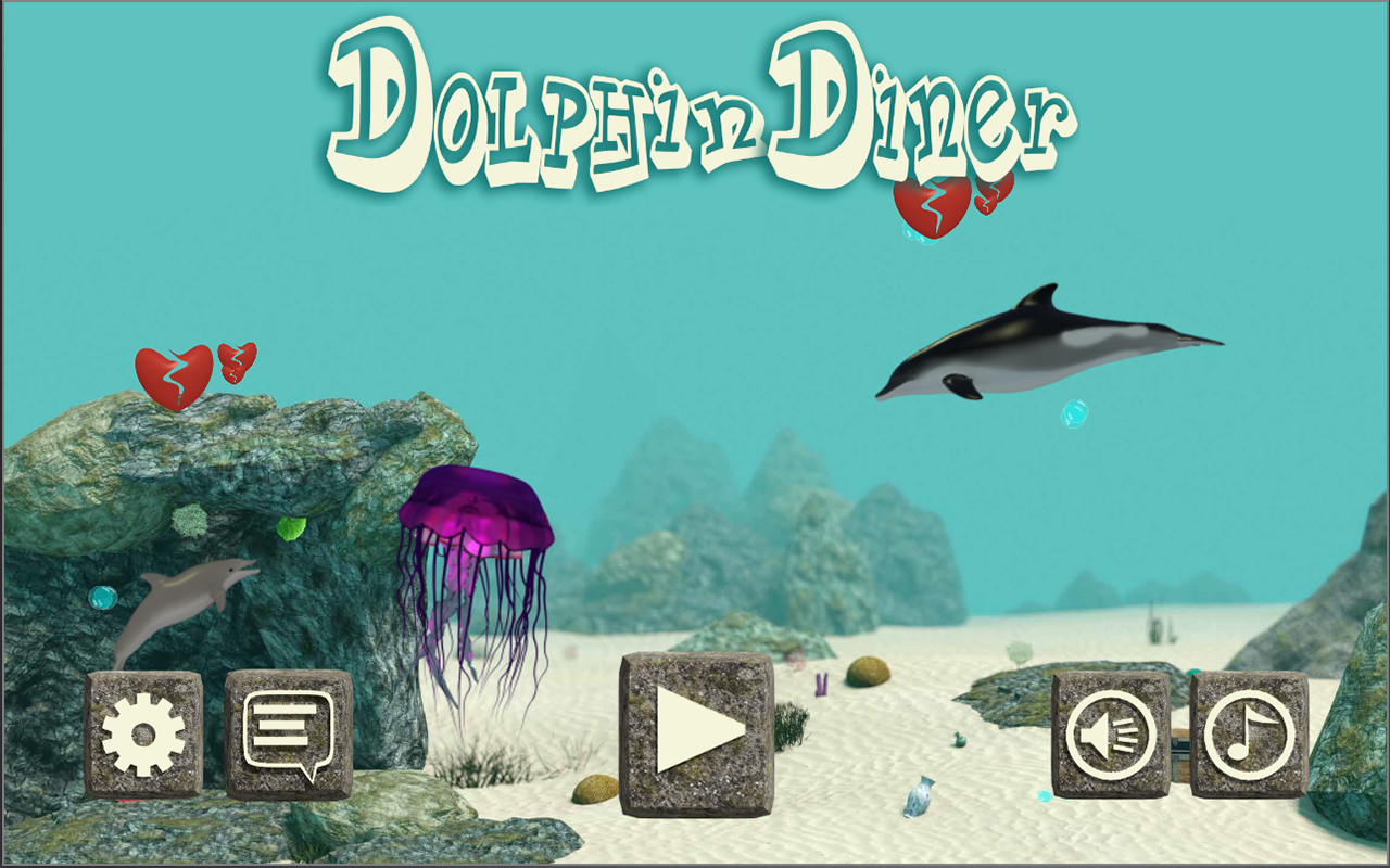 Dolphin Diner- screenshot