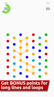 Dot Fight: color matching game - náhled