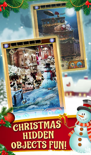 Christmas Hidden Object: Xmas Tree Magic 1.0.62 screenshots 1