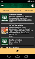 Screenshot of Southside Festival