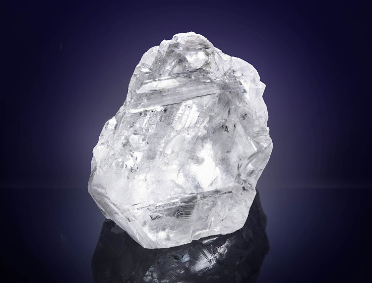 The Lesedi La Rona weighs 1109 carats and is the widely believed to be the second largest rough diamond ever discovered