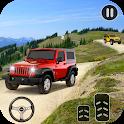 Offroad Jeep Driving Simulator 2019 icon