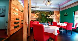 Interior del Restaurante Natividad.