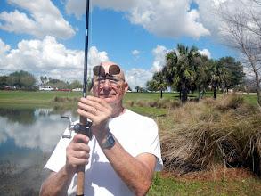 Photo: Cherry Lake Park/Mission Hills Pond, 12:50 pm, Quitting