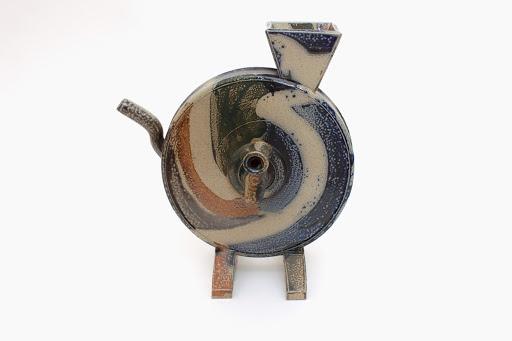 Peter Meanley Ceramic Tea Pot 19