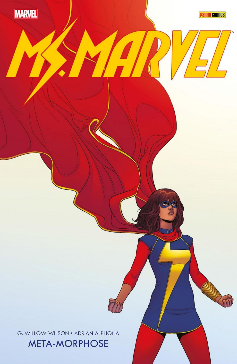 Ms. Marvel (2015) - komplett