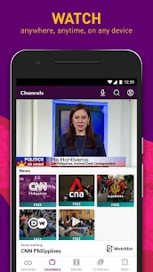 HOOQ – Watch Movies, TV Shows, Live Channels, News App Download For Android and iPhone 3