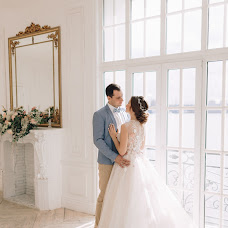 Wedding photographer Polina Pomogaybina (Pomogaybina). Photo of 15.03.2018