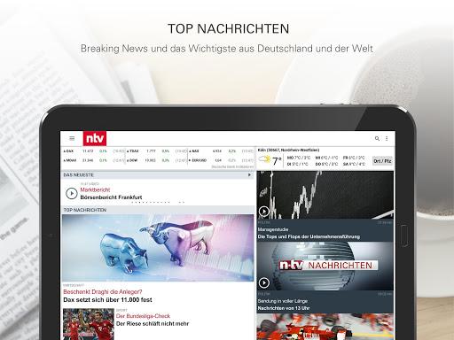 ntv Nachrichten 6.2.0.3 screenshots 8