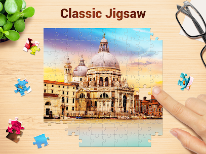 Jigsaw Puzzles MOD (Unlimited Coins) 1 4 6 Latest Download