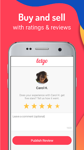 Sell And Free Letgo Buy App
