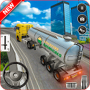 Euro Truck Chemical Transport – Free Truck Games APK