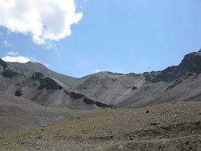 Photo: Geologist pass, view from Gezart