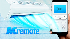screenshot of Remote For Air Conditioners