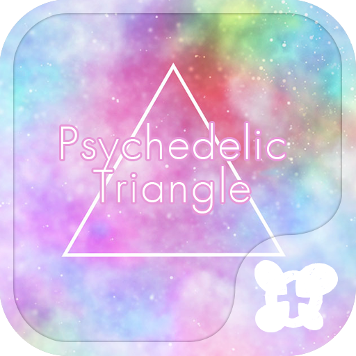 Theme-Psychedelic Triangle- Icon