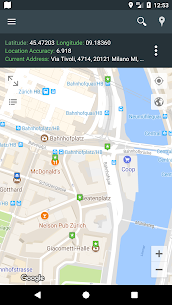 My Location: GPS Maps, Share & Save Locations – Unlocked MOD APK Android 1