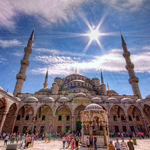 Sultan Ahmed Mosque (Blue Mosque) 2446.jpg