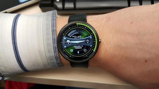 Titanium Watch Face  screenshots 5