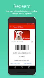 Gyft - Mobile Gift Card Wallet Screenshot 6