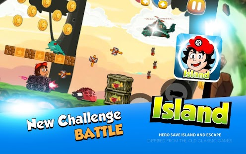 Hero Save Island and Escape - náhled