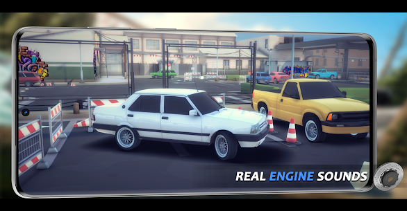 Parking: Revolution Car Zone Pro 3