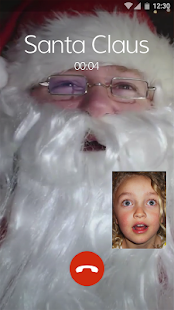 Video Call Santa Premium - náhled