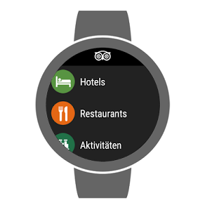TripAdvisor Hotels Restaurants – Miniaturansicht des Screenshots