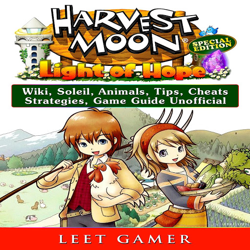 Harvest Moon Light Of Hope Special Edition Wiki Soleil Animals