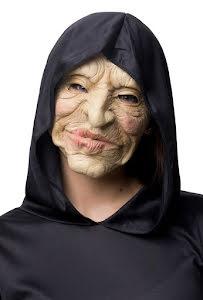 Ansiktsmask, gumma